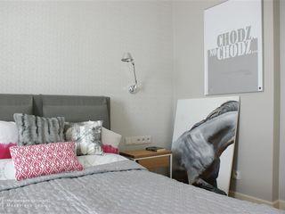 Pracownia Projektowa Pe2 Minimalist bedroom
