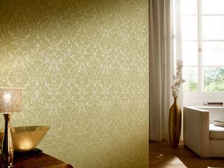 Architects Paper 牆壁與地板壁紙 Green