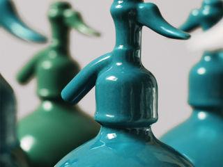 Bizcocho HouseholdAccessories & decoration Pottery Turquoise