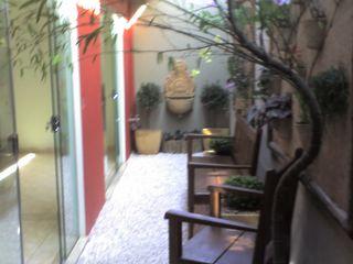 Borges Arquitetura & Paisagismo Jardin d'hiver moderne