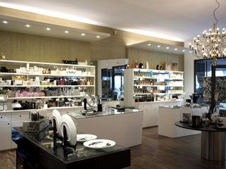 Make Up Profumeria Ailis Lighting Solutions Spazi commerciali moderni