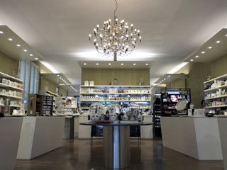 Make Up Profumeria Ailis Lighting Solutions Negozi & Locali commerciali moderni
