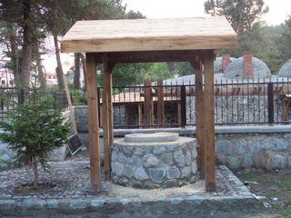 Gürsoy Kerestecilik Classic style houses Wood Wood effect