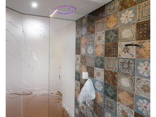 GINO SPERA ARCHITETTO Salle de bain méditerranéenne