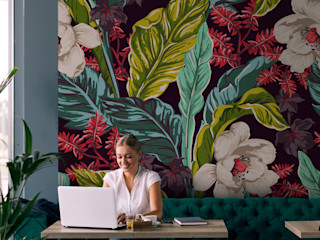 Commercial Pixers Walls Multicolored