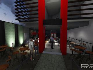 Estúdio 12b Asian style gastronomy Red