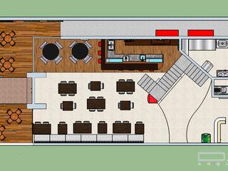 Estúdio 12b Asian style offices & stores