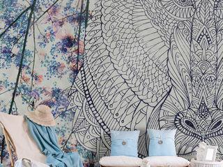 BandIt Design Стіни Різнокольорові