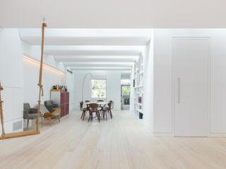Kensington, SW5 - Renovation TOTUS Modern living room