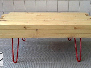 Palletideas Living roomSide tables & trays Wood Wood effect