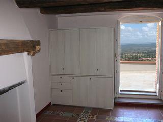 Mini Cucina a scomparsa monoblocco cm.165 con ante - Mini cucine per AGRITURISMO SIZEDESIGN SMART KITCHENS & LIVING Camera da lettoArmadi & Cassettiere