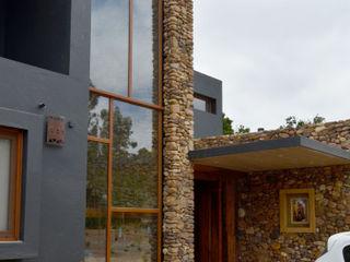 Ignisterra S.A. Fenêtres & Portes rustiques Bois Marron