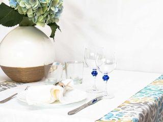 Sublim Ambiente Dining roomAccessories & decoration Cotton Blue