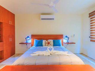 Natureflow® Yatak OdasıYataklar & Yatak Başları Ahşap
