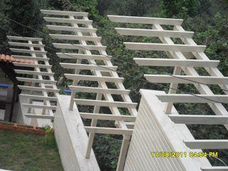 Gürsoy Kerestecilik Garden Furniture Wood Wood effect