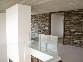 Ignisterra S.A. Fenêtres & Portes modernes Bois Marron