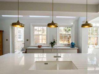 Kitchen Extension, East Molesey Cube Lofts 現代廚房設計點子、靈感&圖片