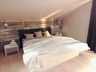 Cosy bedroom Arch/tecture