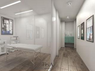 TW/A Architectural Group Kliniki