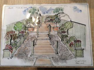 Townhouse Garden Transformation Elephant Interior Exterior Design