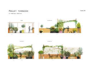 Terrasse brute, la fabrique végétale Fertiles