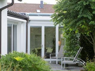 Wintergarten / Gartenzimer Ohlde Interior Design Klassischer Wintergarten Gelb