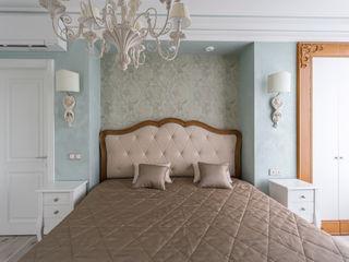 Bellarte interior studio Kamar Tidur Klasik White