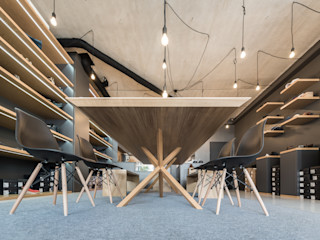 JUCH DESIGN ® Modern offices & stores