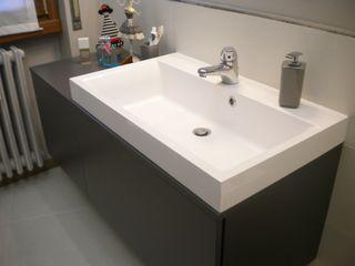 Architetto Alberto Colella Modern style bathrooms