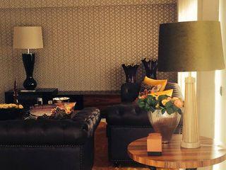 Lili Miranda-Designer de Interiores Living room