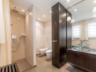 Bad Ohlde Interior Design Klassische Badezimmer Stein Beige
