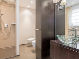 Bad Ohlde Interior Design Klassische Badezimmer Beige