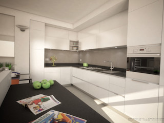 HOUSE IML Ivan Rivoltella Cucina moderna