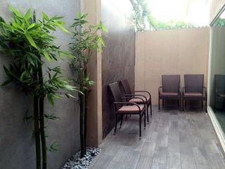 Espacios que Inspiran Modern garden Bamboo