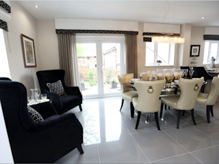 Adding those finishing touches to your home... Graeme Fuller Design Ltd Modern dining room