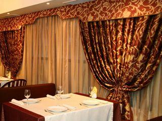 Шторы для кафе и ресторана Лучшие шторы