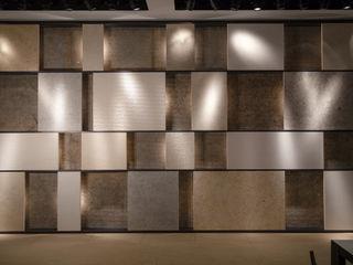 Grassi Pietre srl Modern walls & floors Stone Beige
