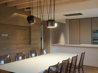Andrea Gaio Design Modern Dining Room
