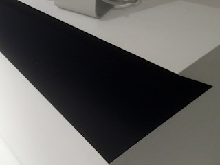 Counter Display Alessandro Isola Ltd Negozi & Locali Commerciali Bianco