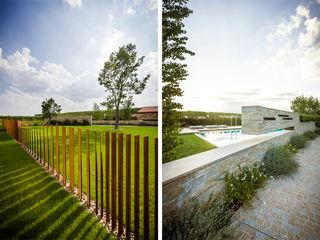 Garden Le Monde Alessandro Isola Ltd Giardino moderno