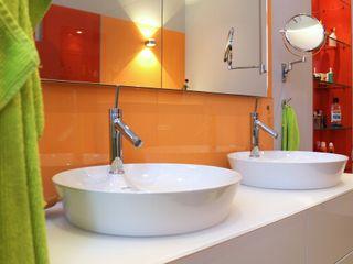Will GmbH Ванна кімната Скло Помаранчевий