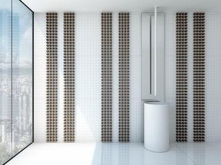 Pixel Tiles Alessandro Isola Ltd BagnoDecorazioni