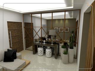 Humanize Arquitetura Living room
