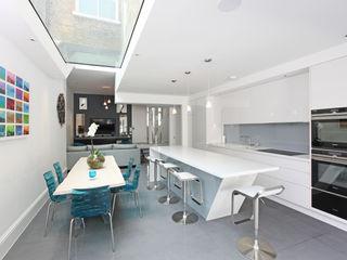 Battersea Town House PAD ARCHITECTS Modern kitchen