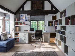 Richmond: South West London Roselind Wilson Design Modern style bedroom