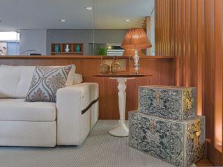 Sgabello Interiores Living roomAccessories & decoration Cotton Beige
