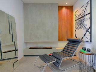 Sgabello Interiores Living room Concrete Grey