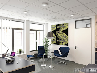 360 Grad Rundgang planungsdetail.de GmbH Moderne Bürogebäude