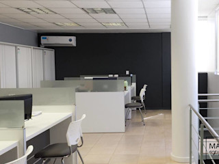 Muebles del angel Modern offices & stores