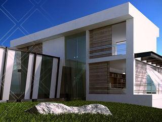 Casa Cumbres CDR CONSTRUCTORA Casas modernas